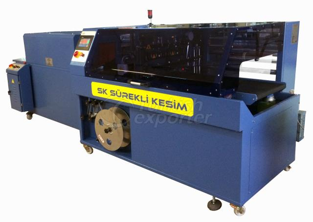 Side Sealer Shrink Machine