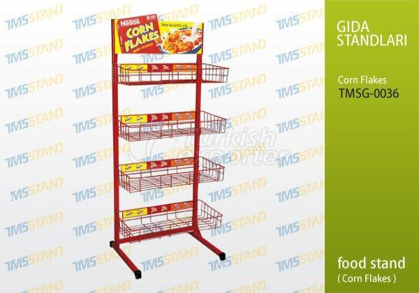 Corn Flakes Stands