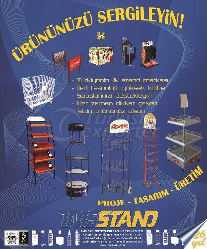 T.M.S. Rack Systems