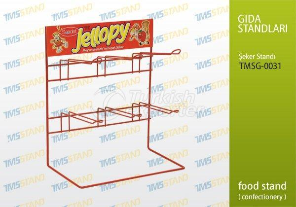 Confectionary Stands