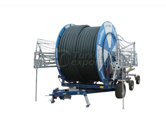 Automatic Irrigation Machine Winged