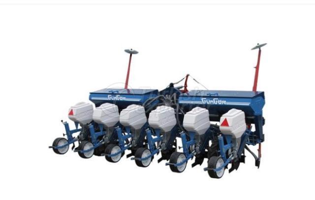 Pneumatic Air Planter Fertilized 6
