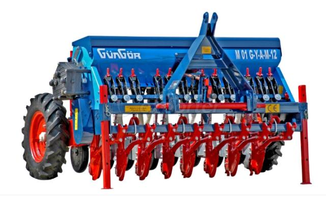 Vegetable Seed Drill