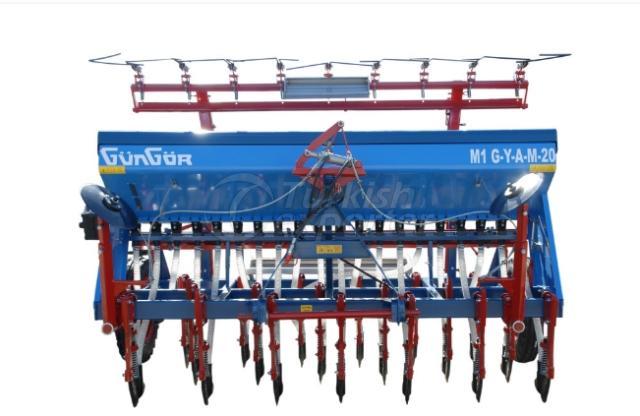 Universal Seed Drill Ax-Legged