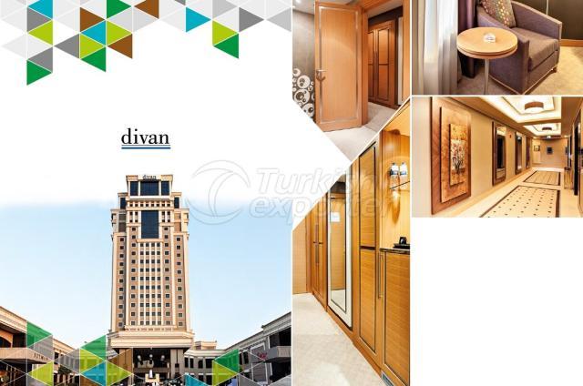 Divan Hotel Project