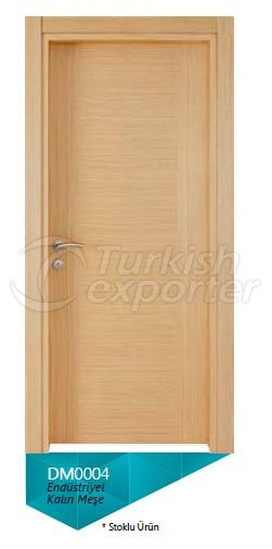 Eng. Thick Oak Veneered Door