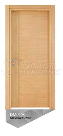 Eng. Oak Veneered Door