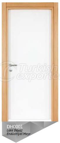 Laquer Paint - Eng Oak Veneered Door