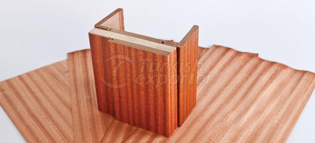 Veneered Sandwich Frame