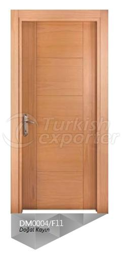 Nat. Beech Veneered Door
