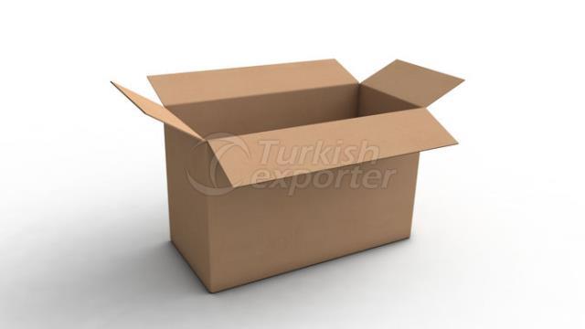 AMERICAN BOX- FEFCO 0201