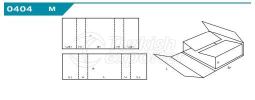 Folding Type Boxes 0404