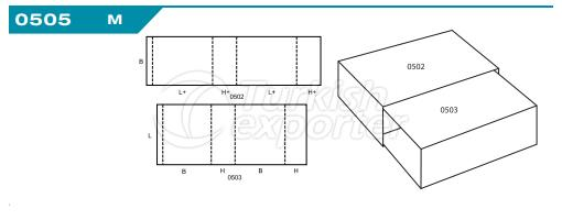 Sliding Type Boxes 0505