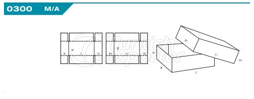 Telescopic Type Boxes 0300