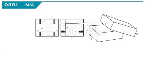 Telescopic Type Boxes 0301