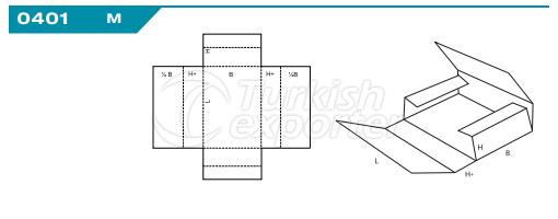 Folding Type Boxes 0401