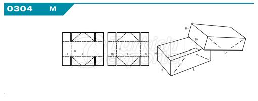 Telescopic Type Boxes 0304