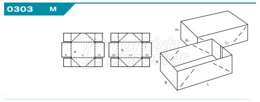 Telescopic Type Boxes 0303