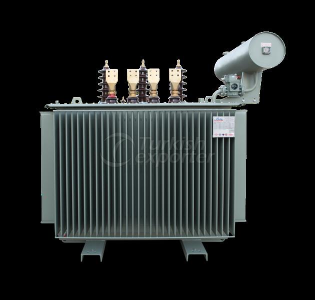 Conservator Type Transformer