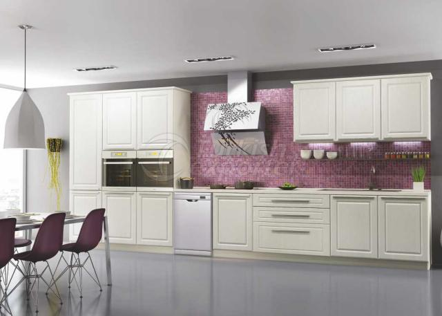Membrane Cabinet Doors 149 Sedef Beyaz