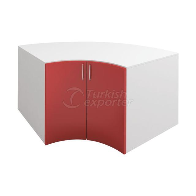 Curved Cabinet Doors Ada