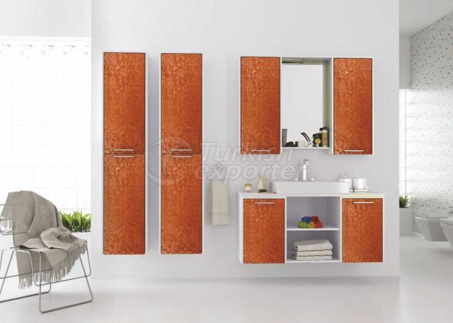 Membrane Cabinet Doors 101 Kırmızı Yaprak