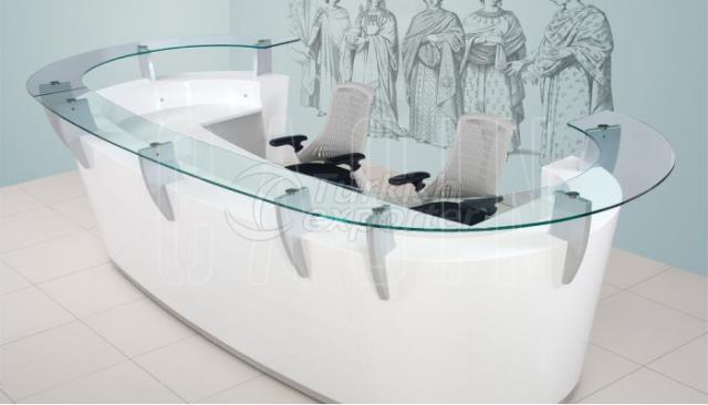 Reception Desk Arena