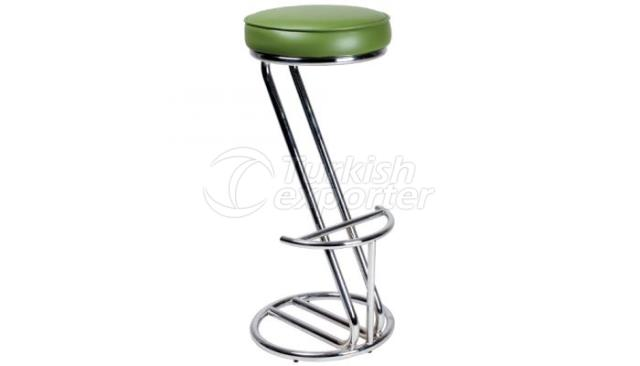 Bar Stool Citibank Pipe Legs