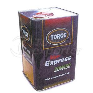 Diesel Engine Oils Express