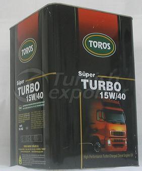 Diesel Engine Oils Turbo