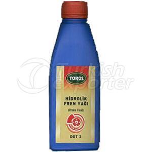 Hydraulic Brake Oil