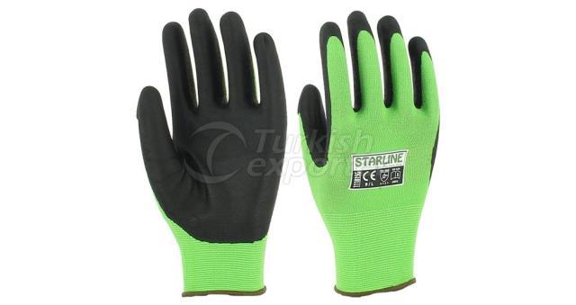 Foam Gloves 111815G