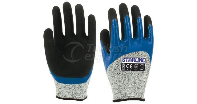 Cut Oil Gloves 135620
