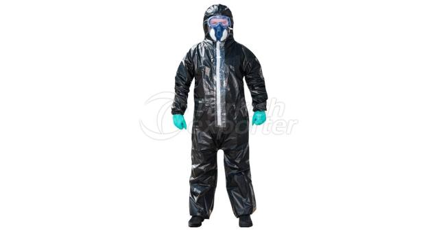 Chemical Overalls 100PE-05