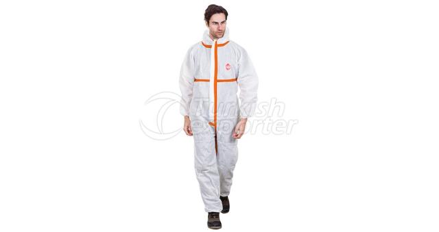 Microtex Plus-H Coverall ST26-356