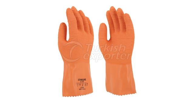 Chemical Gloves E-530