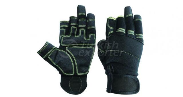 Mechanical Gloves E-1109