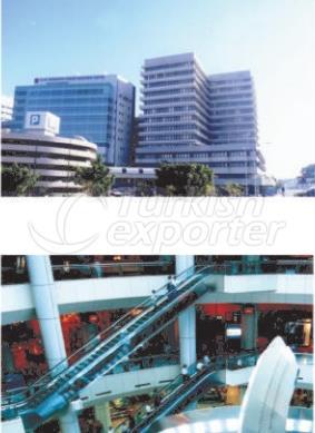 Escalator Commercial Type