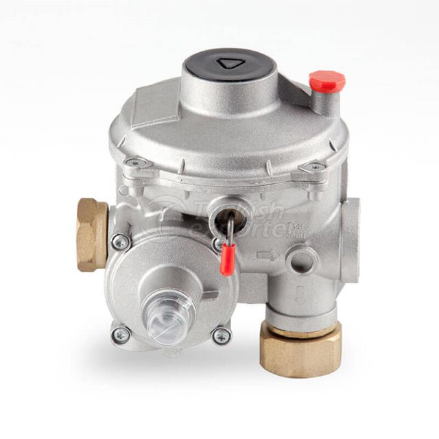Gas Pressure Regulator ERG-SE