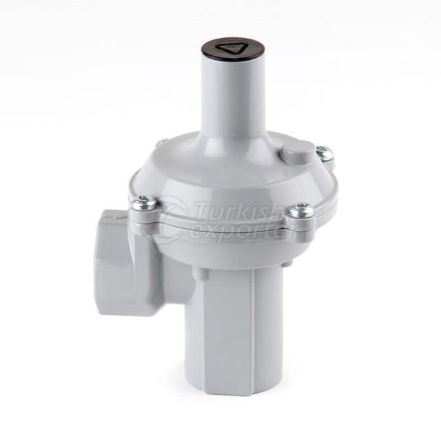 Gas Pressure Regulator ERG-L