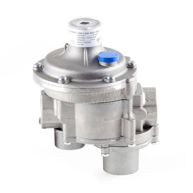 Gas Pressure Regulator ERG-E