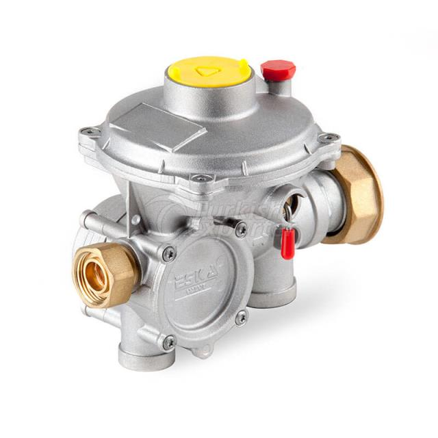 Gas Pressure Regulator ERG-S