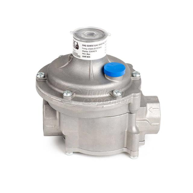 Gas Pressure Regulator ERG