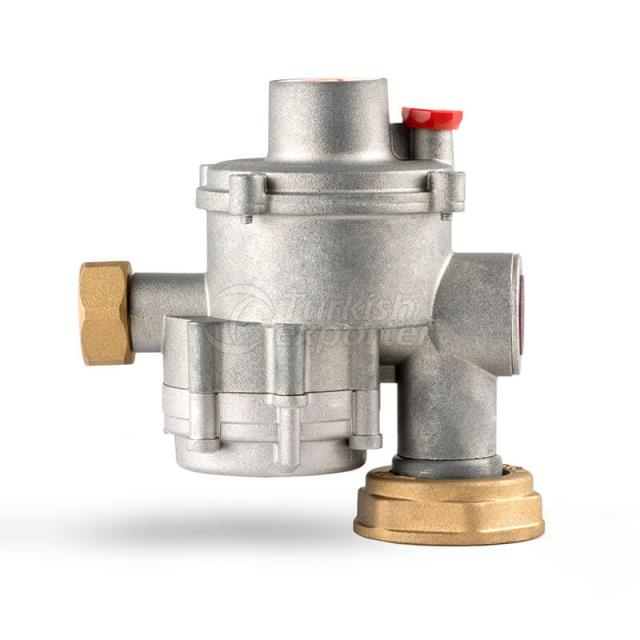 Gas Pressure Regulator ERG-SX