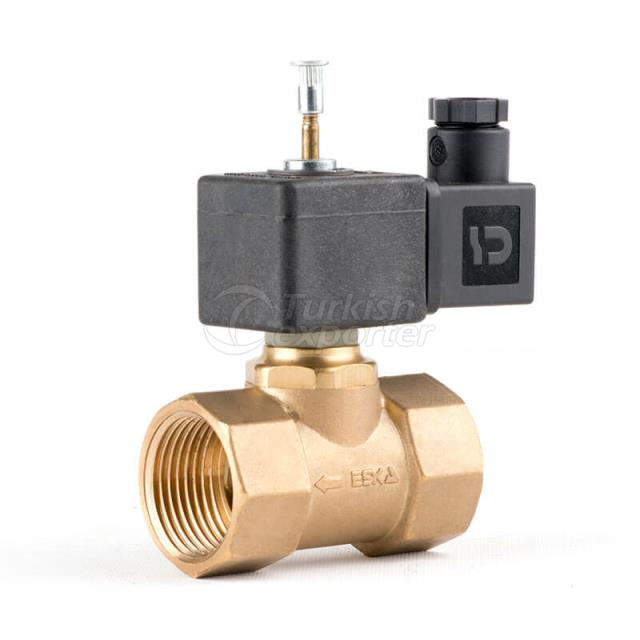 Manual Reset Gas Valve EGV-B