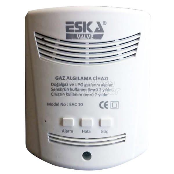 Natural Gas-LPG Alarm Device EAC 10