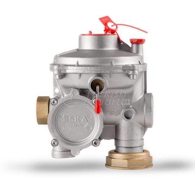Gas Pressure Regulator ERG-SXET