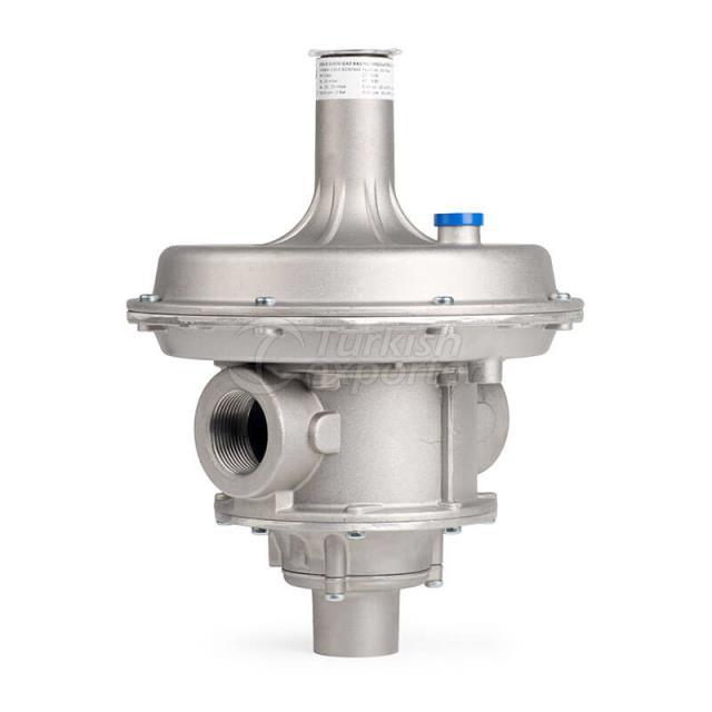 Gas Pressure Regulator ERG-E