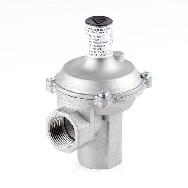 Gas Pressure Regulator ERG-L