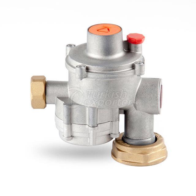 Gas Pressure Regulator ERG-SX